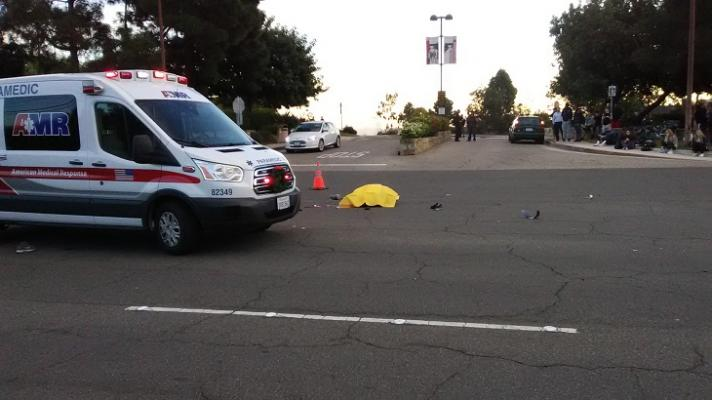 Fatal Motorcycle Accident Near SBCC title=