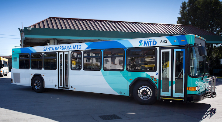Contactless Payment Options Introduced on County Public Transit