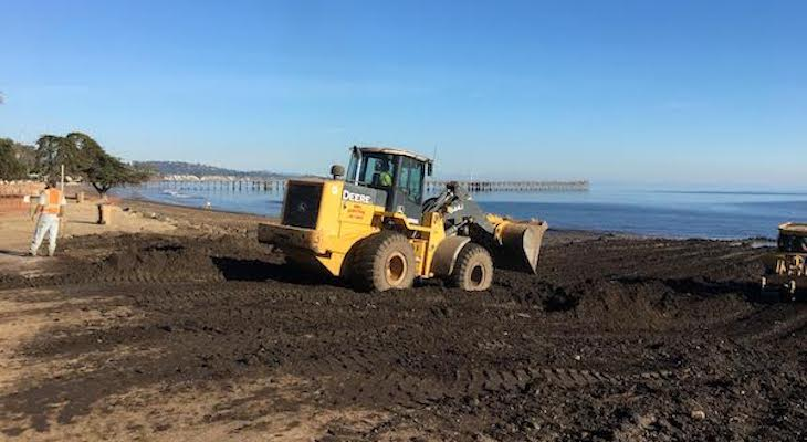 Goleta Beach Still Closed for High Bacteria Levels title=