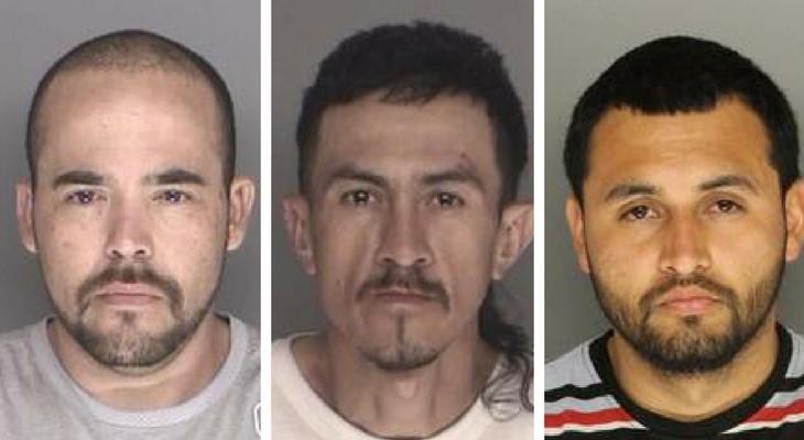 Three Residential Burglary Suspects Arrested in Solvang title=