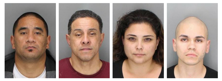 Sprint Store Armed Robbery Led to Foot Pursuit and Arrests in Carpinteria