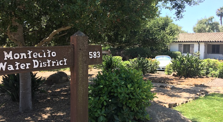 """Montecito's """"Lousy"""" Ground Water Basin title="""