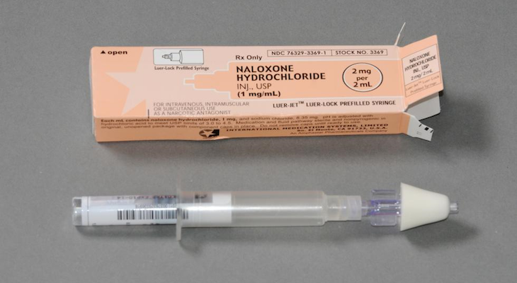 Emergency Responders Perform CPR and Administer Narcan to Save a Life