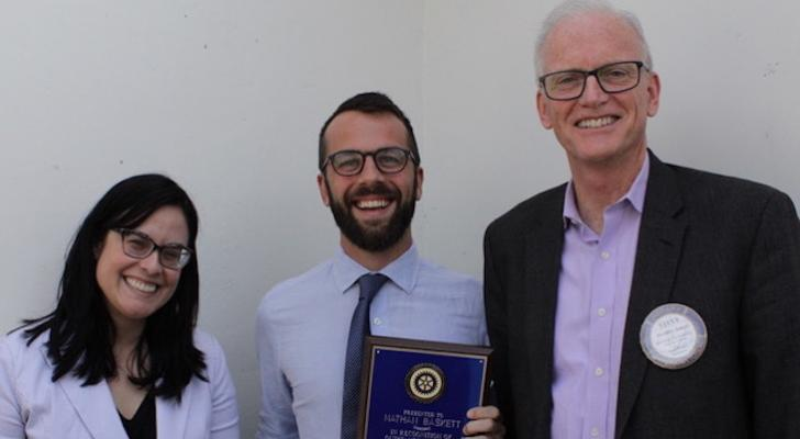McKinley Elementary School Teacher Earns Award