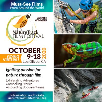 NatureTrack Film Festival will blow your mind!