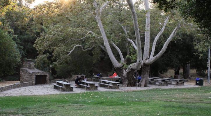 Santa Barbara City Picnic Sites Closed
