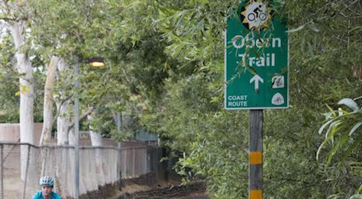 Obern Trail Pavement Project to Begin Next Week title=
