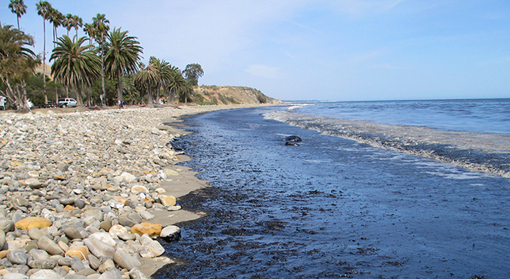 Goleta Opposes Proposal to Truck Offshore Oil on California Highways title=