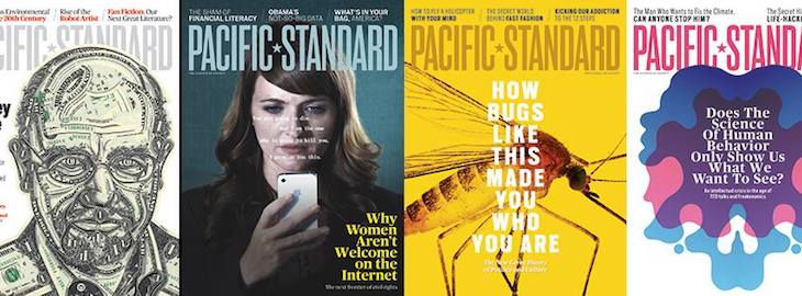 Pacific Standard Magazine Shuts Down After 10 Years