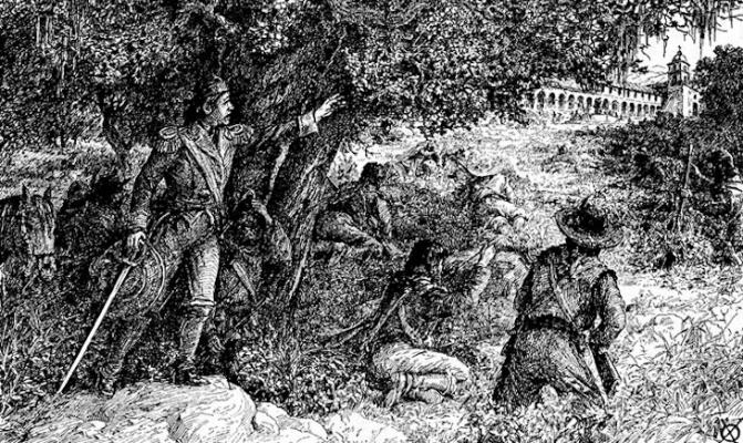 Remembering the 1824 Chumash Revolt