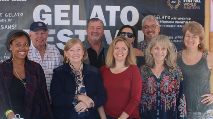 Santa Barbara Writers on Panel to Select 2018 Gelato Winners