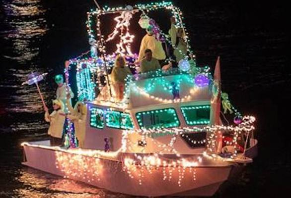 Paradeless Parade Of Lights Competition title=