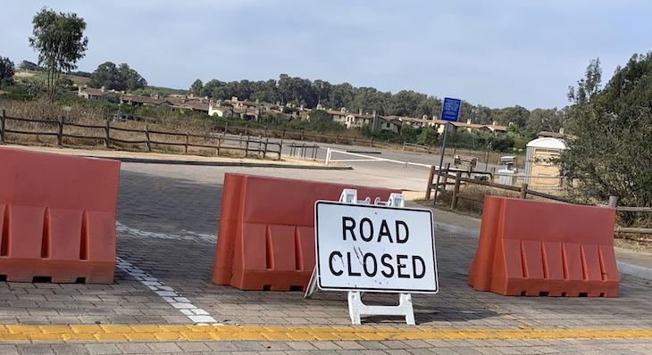 Beach Parking Lots Closed for Labor Day Weekend