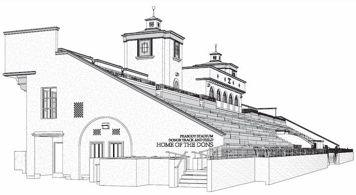 Local General Contractor to Renovate Nearly Century-Old Stadium