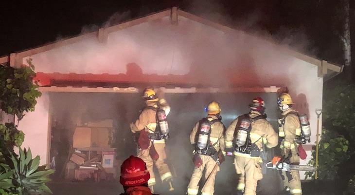 Photo by Santa Barbara Fire Department