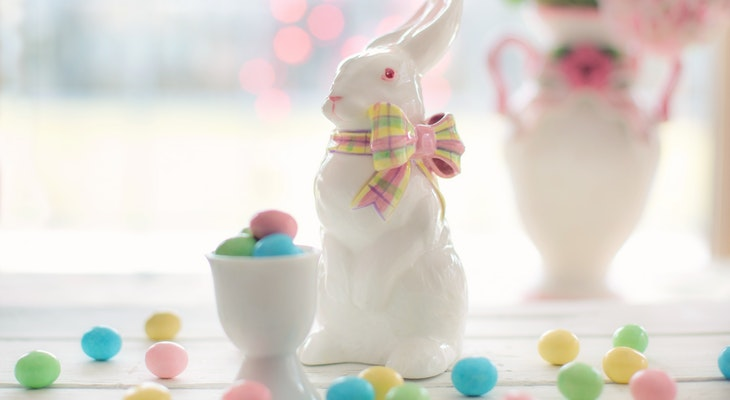 Keep Live Animals Out of Easter Baskets