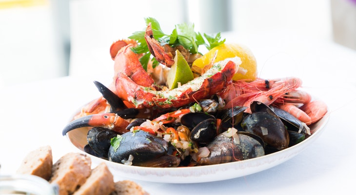 Public Health Warns Against Eating Local Raw Shellfish