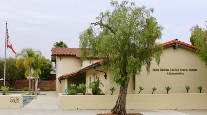 Santa Barbara Unified School District Receives 2018 California Exemplary District