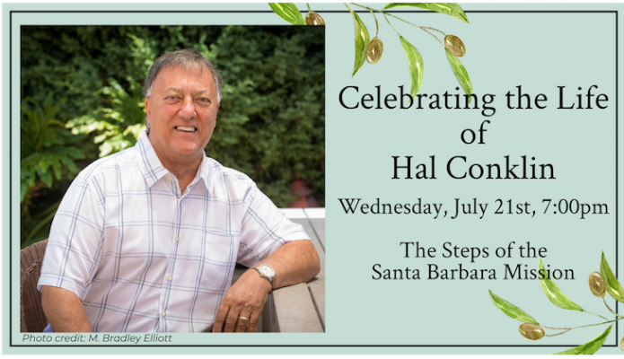 A Seeker on a Lifelong Mission: A Eulogy for Hal Conklin