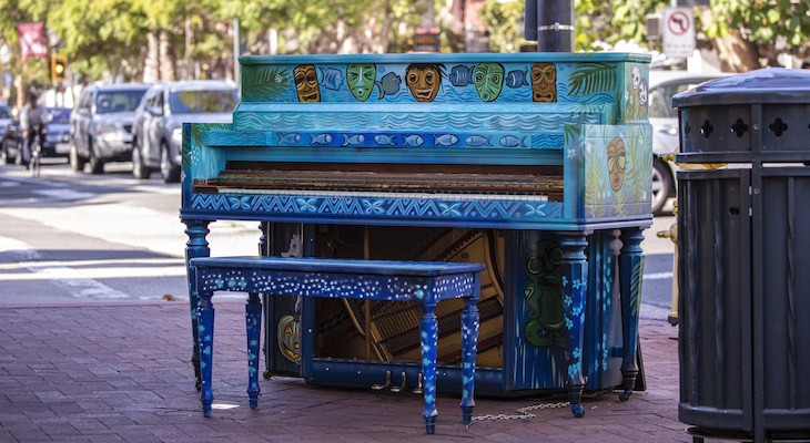 Call for Artists for Pianos on State