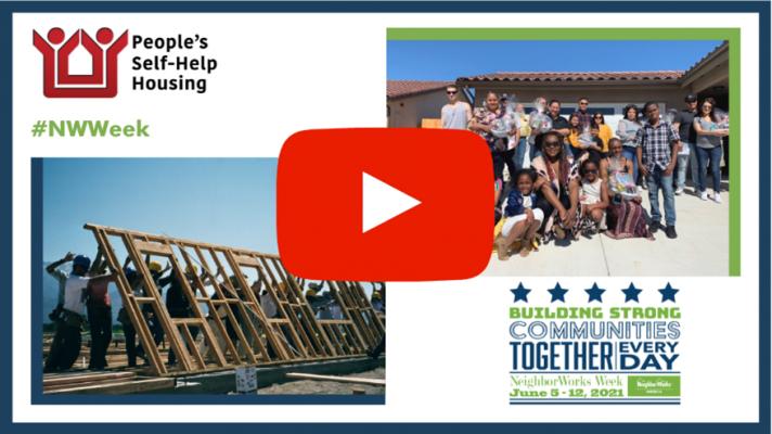 People's Self-Help Housing Participates in NeighborWorks Week title=