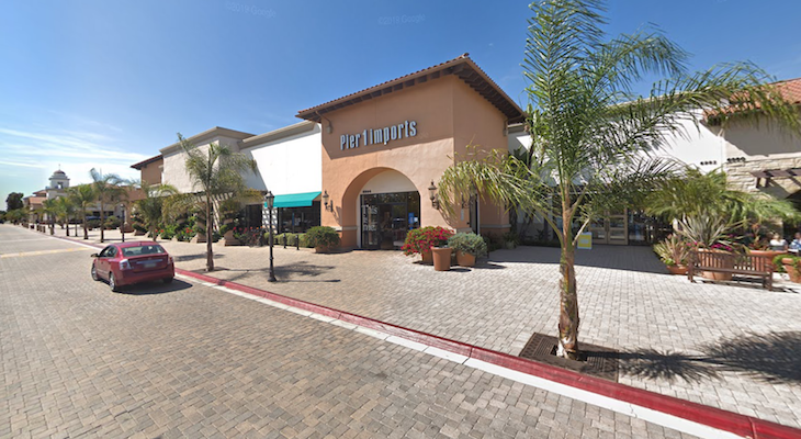 Pier 1 Imports in Goleta to Close