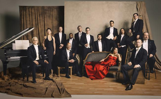 Pink Martini Dazzles at the Arlington title=