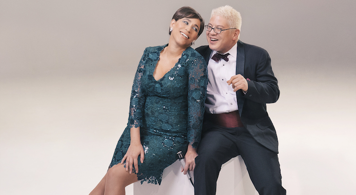 Pink Martini Brings Festive Charm to the Arlington
