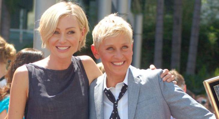 Ellen DeGeneres and Portia de Rossi's Home Burglarized