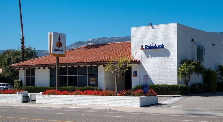 Goleta Rabobank Robbed at Gunpoint, Deputies Search for Suspect