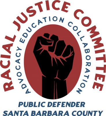 Racial Justice Committee Logo title=