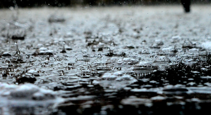 Santa Barbara County Receives Over 5 Inches of Rain