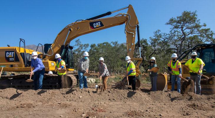 Construction to Begin on Randall Road Debris Basin
