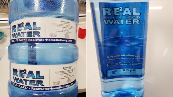 FDA Warns of Non-Viral Hepatitis Linked to Real Water Brand