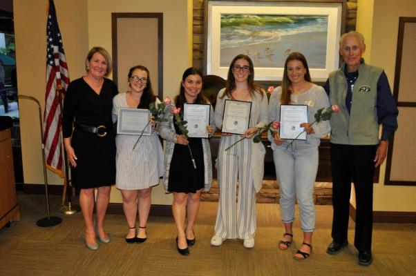 Retired Teachers Association Awards Scholarships to Future Teachers title=
