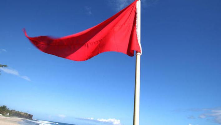 Red Flag Warning Through Monday