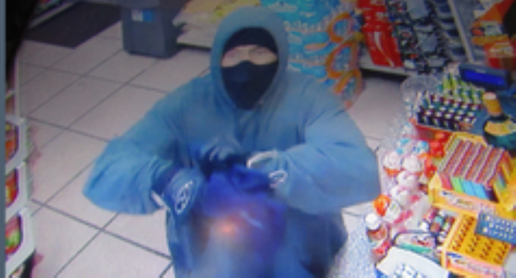 Santa Maria Police Detectives requesting assistance with ongoing robbery investigation