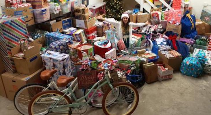 Mothers Helpers Helps 57 Families this Holiday Season title=
