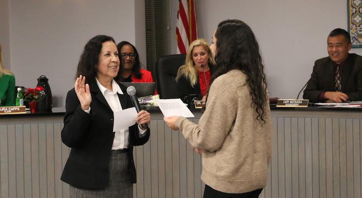 Reorganization of Santa Barbara Unified School District Leadership title=