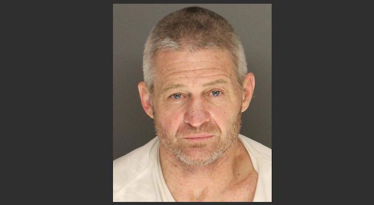 Sheriff's K9 Apprehends Domestic Violence Suspect title=
