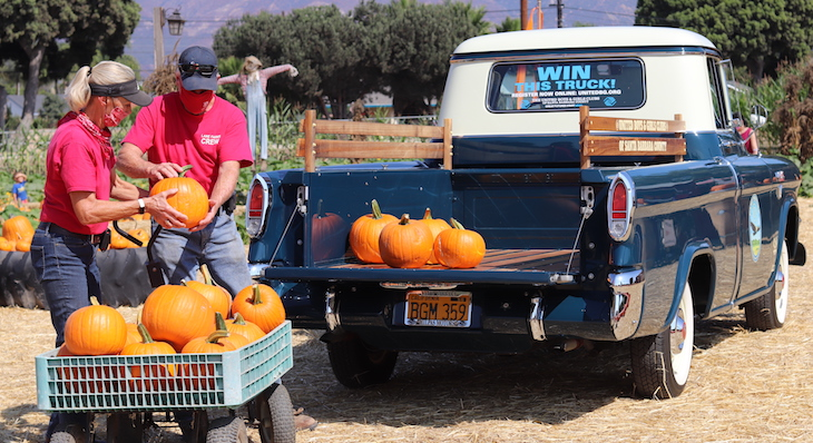 United Boys & Girls Clubs Recreate Pumpkin Patch for Members Thanks to Donors