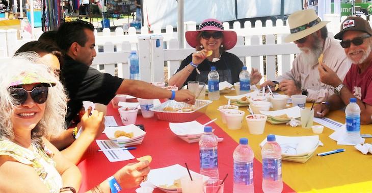 Santa Barbara Locals Participate in 25th Oxnard Salsa Festival Competition title=