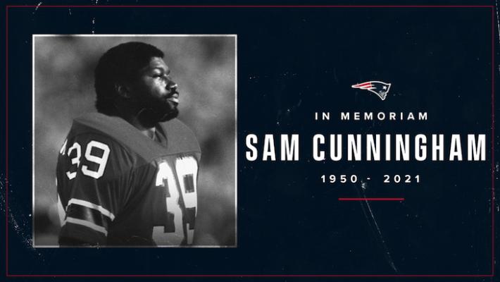Football Star Sam Cunningham Dies at 71 title=