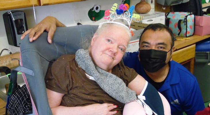 Hillside Celebrates Longest Resident's Birthday