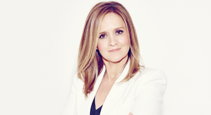 Samantha Bee Brings Crowds to the Arlington title=