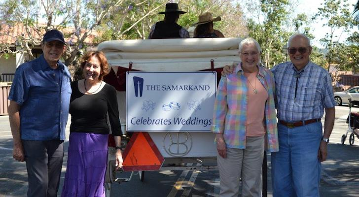 Community Wedding Reception at Samarkand title=