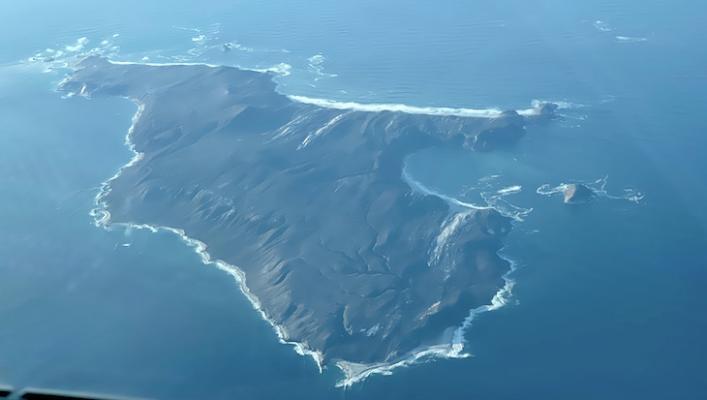 San Miguel Island Surf title=