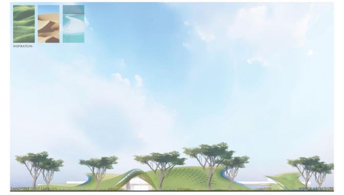 Conceptual Design Review of Sandpiper Golf Course Changes title=