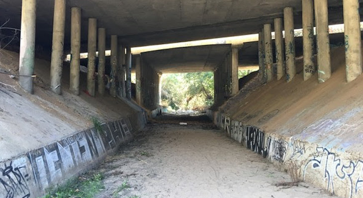 Public Comment Begins on San Jose Creek Bridge Project title=
