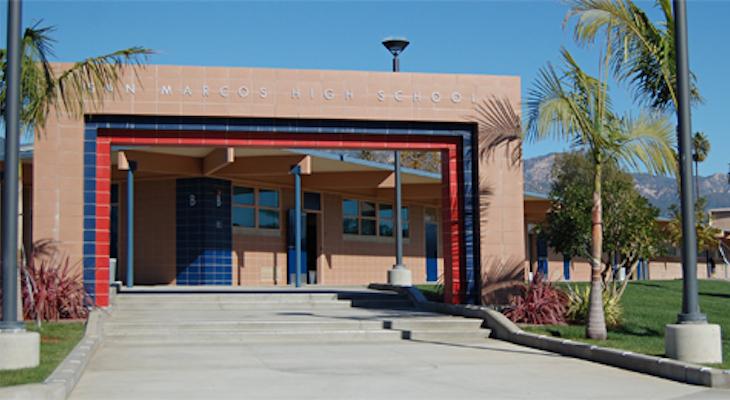 San Marcos High Teacher Arrested for Sending Explicit Photos